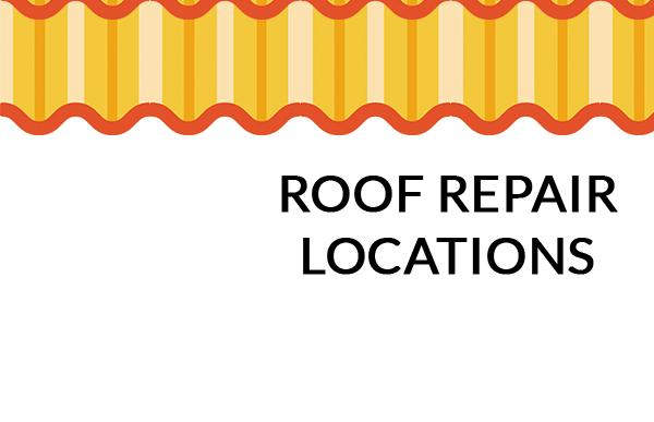 Roof repair - locations