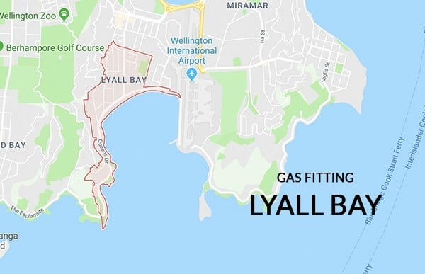 Gas fitting lyall bay southern plumbing wellington