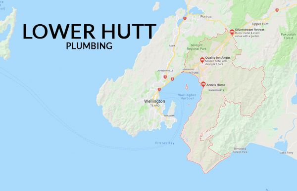 Lower Hutt Plumbing Southern Plumbers Wellington