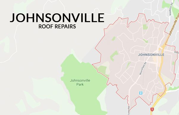 Johnsonville roof repairs southern plumbing wellington
