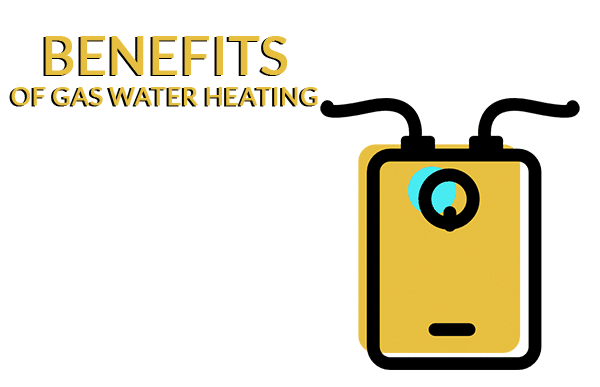 Benefits of Gas Water Heating