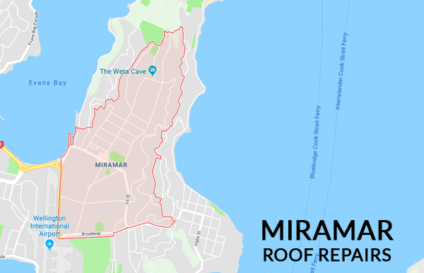 Miramar roof repairs plumbers gasfitters drainlayers electricians wellington