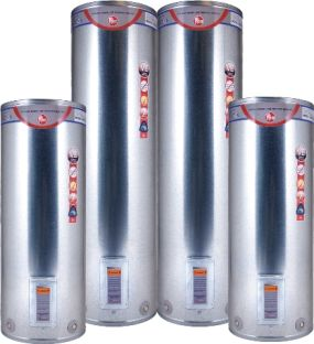 Rheem Low Pressure Water heaters