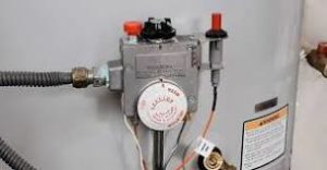 Gas control valve for lighting gas hot water cylinders in Wellington