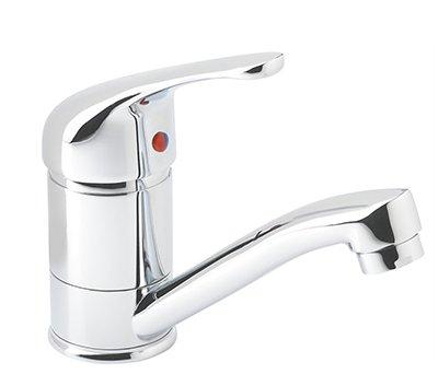 Felton reflex swivel basin mixer