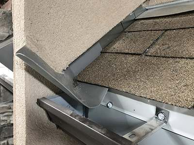 Check for Loose or Missing Flashings