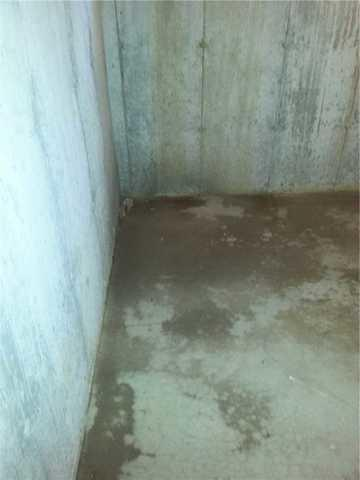 Causes of ground water seepage