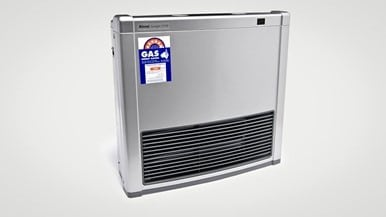 Types of home heating systems - unflued gas heaters