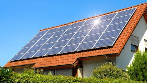Solar power systems & pv panels