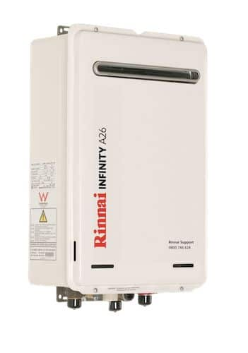 Rinnai Infinity A-series Wellington Southern Plumbing