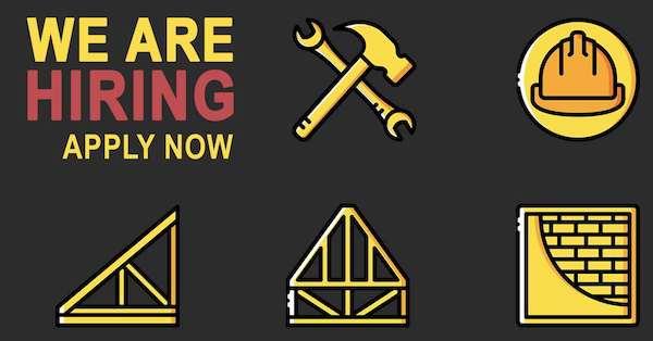 Hiring Senior Roofer & Building Installer Wellington