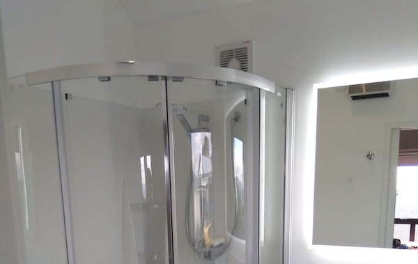Bathroom extractor fan wellington ventillation