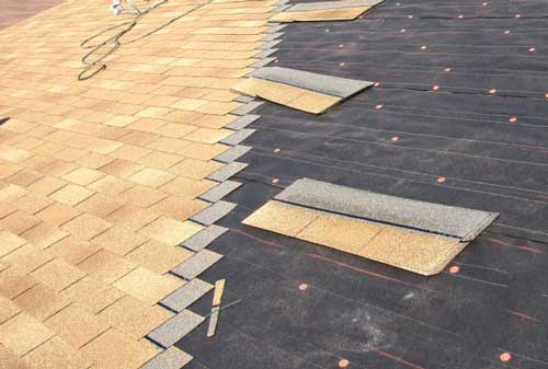 Re-roofing and roof repair expertise throughout wellington