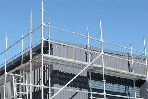 Roof leak repairs scaffolding services wellington