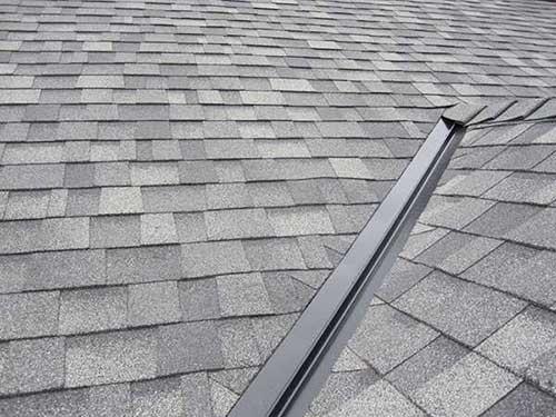 Roof leak specialist wellington - valleys not sealed properly