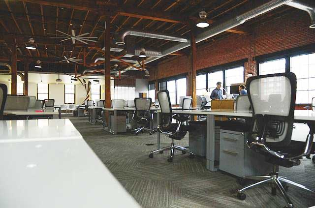 commercial-office-space-radiant-heating-system-Wellington-NZ